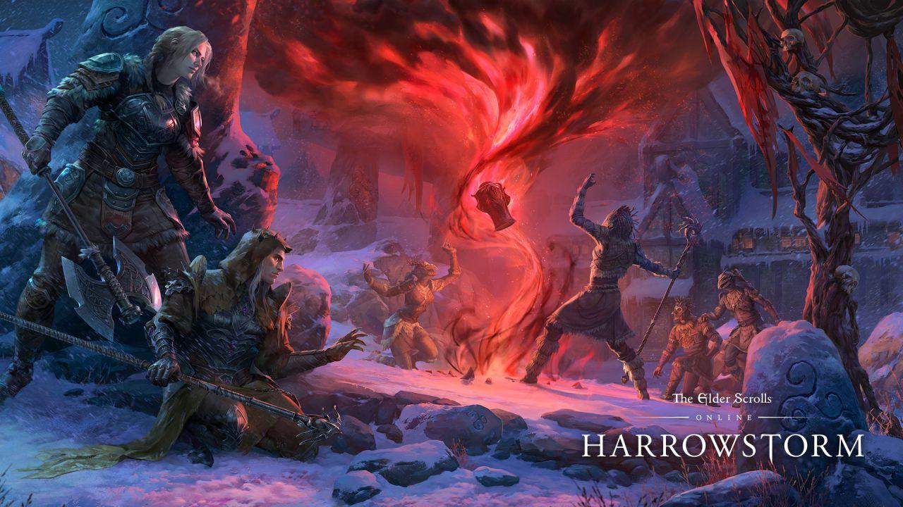 The Elder Scrolls Online: Harrowstorm, preludio a Greymoor