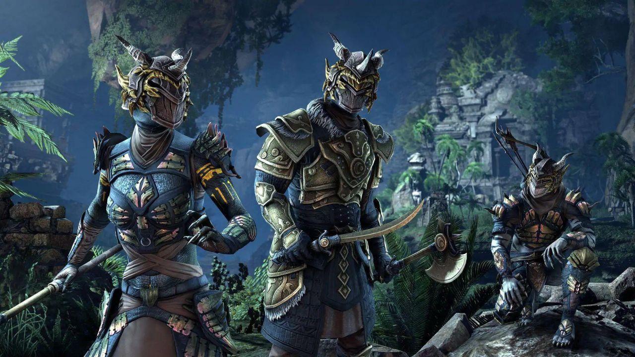 The Elder Scrolls Online Scalebreaker: un nuovo DLC per l'MMO di