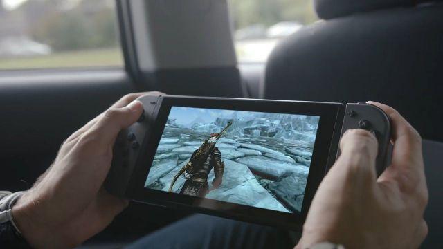 The Elder Scrolls V Skyrim: provata la versione per Nintendo Switch