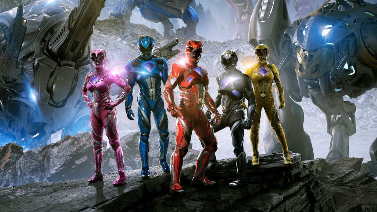 The End of the F***ing Power Rangers: parliamo del nuovo reboot