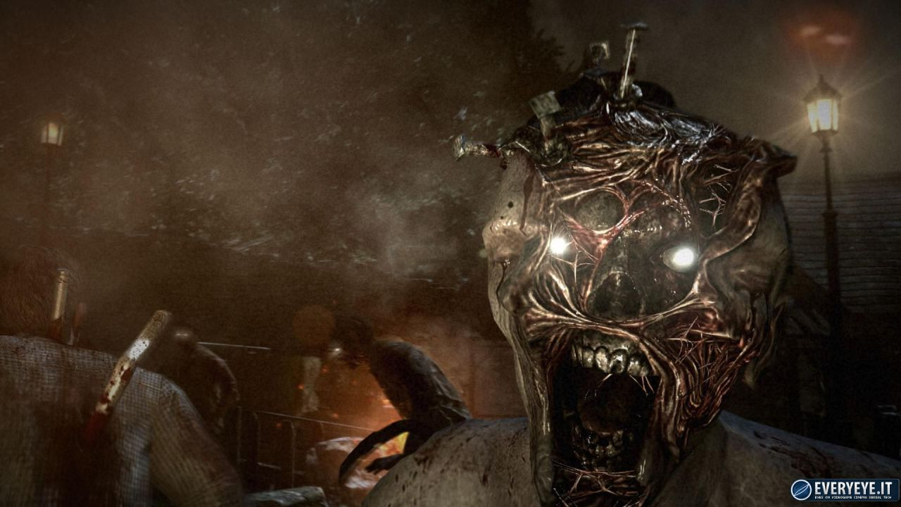anteprima The Evil Within