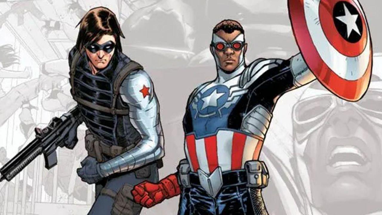 The Falcon and The Winter Soldier, i migliori fumetti su Sam Wilson e Bucky