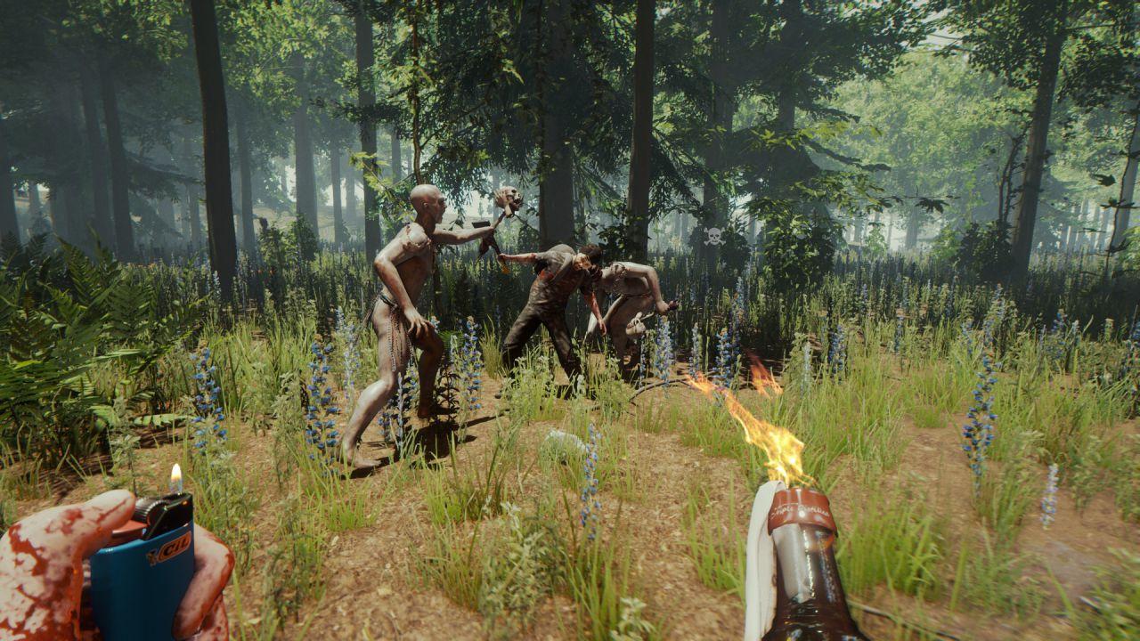 recensione The Forest Recensione: da soli nella foresta selvaggia