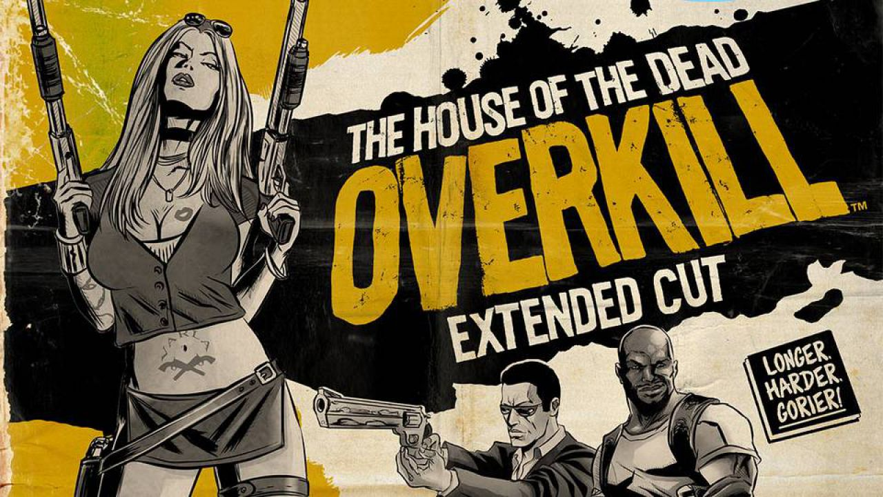 recensione The House of the Dead: OVERKILL Extended Cut
