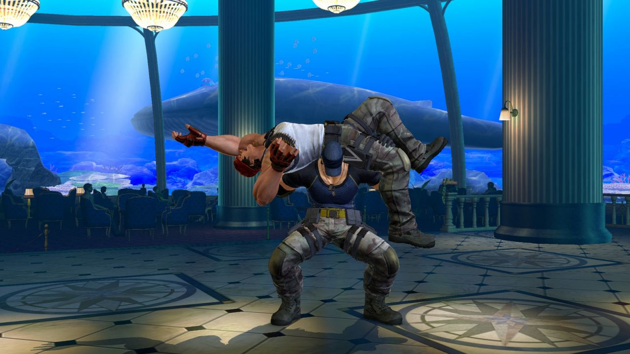 provato The King of Fighters 14