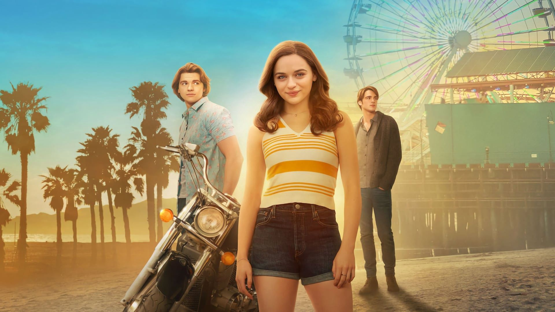 Netflix The Kissing Booth 2
