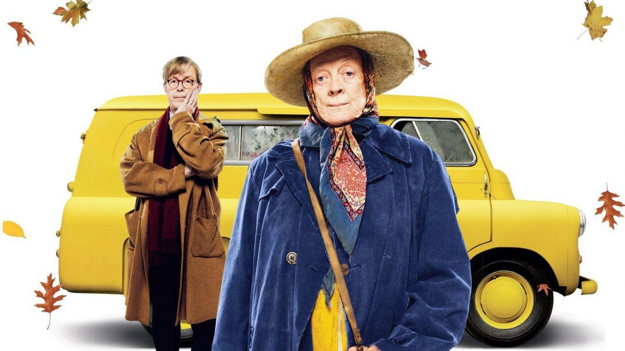 recensione The Lady in the Van, la recensione del film con Maggie Smith