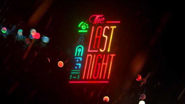 The Last Night: un'avventura post-cyberpunk in pixel art