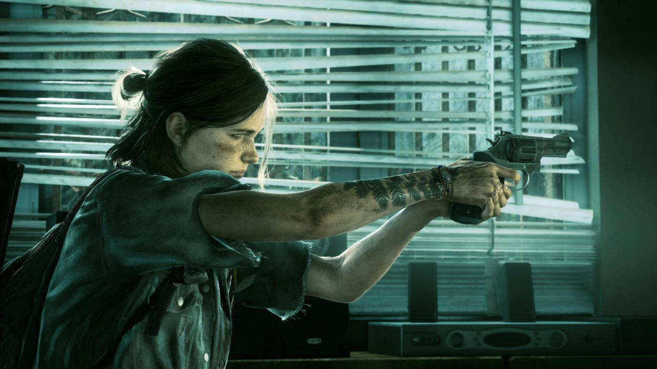 intervista The Last of Us 2: Virginia Ceci, con la sua Ellie ha colpito Naughty Dog