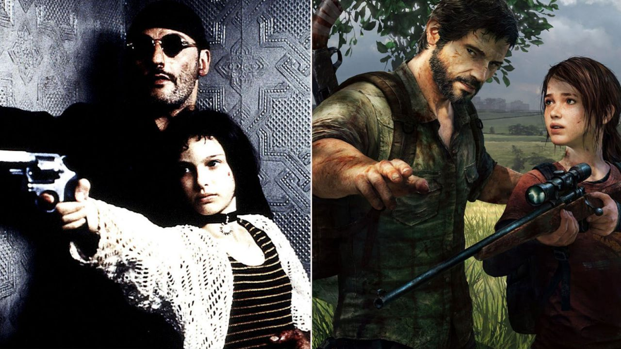 The Last of Us: quando il capolavoro di Naughty Dog incontra il film Leon di Luc Besson