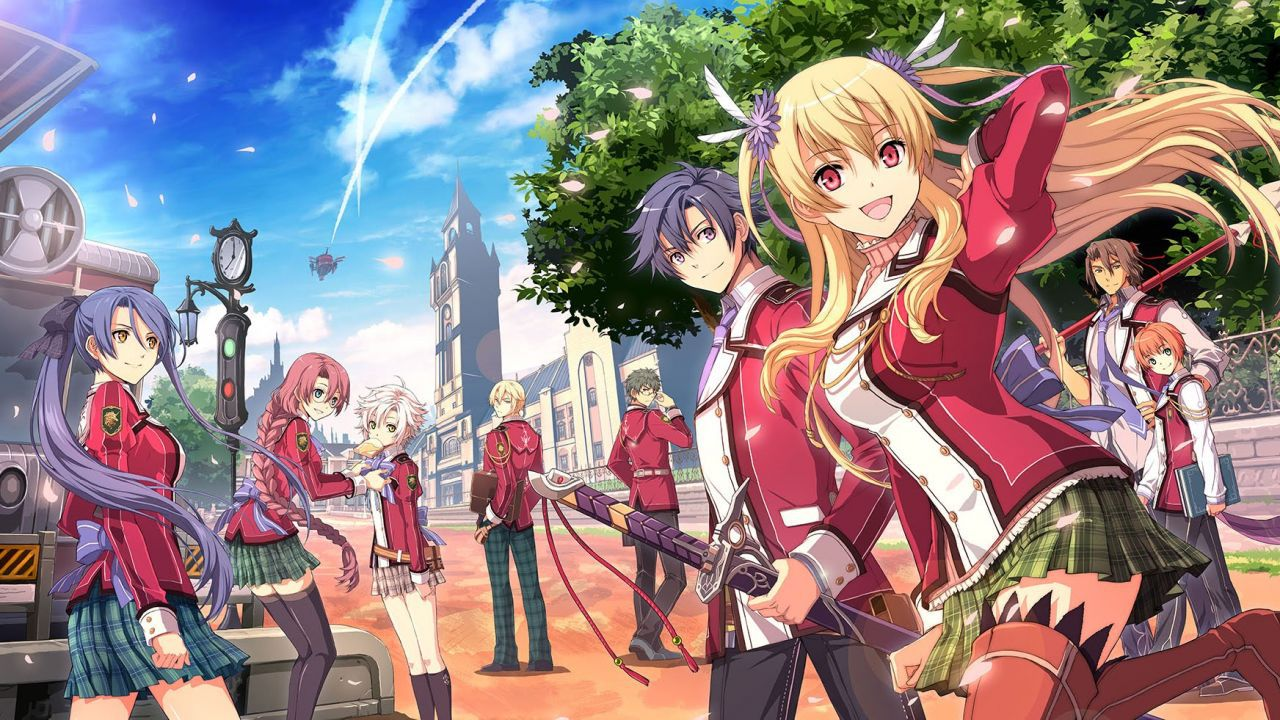 recensione The Legend of Heroes: Trails of Cold Steel