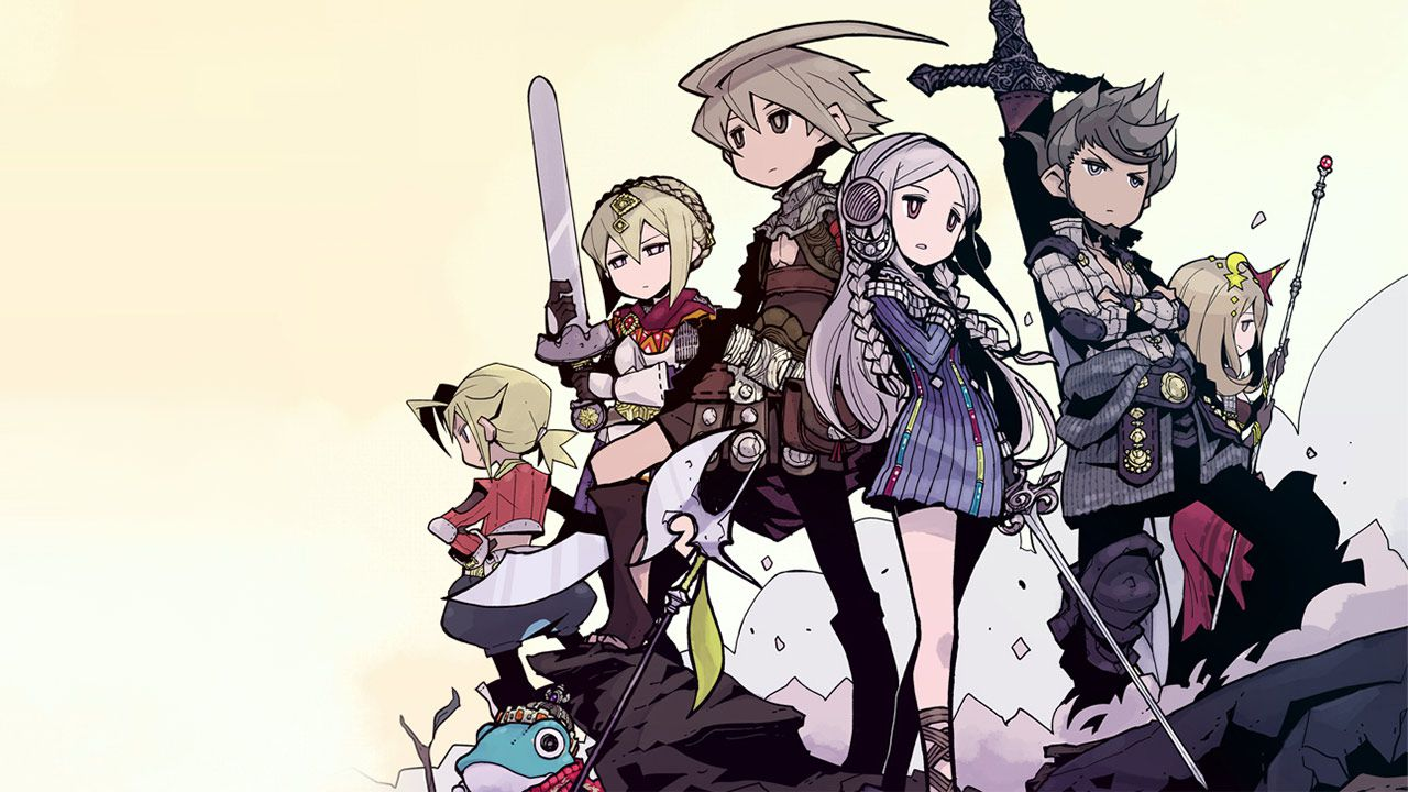 provato The Legend of Legacy