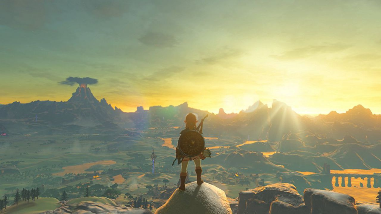 provato The Legend of Zelda: Breath of the Wild provato su Switch