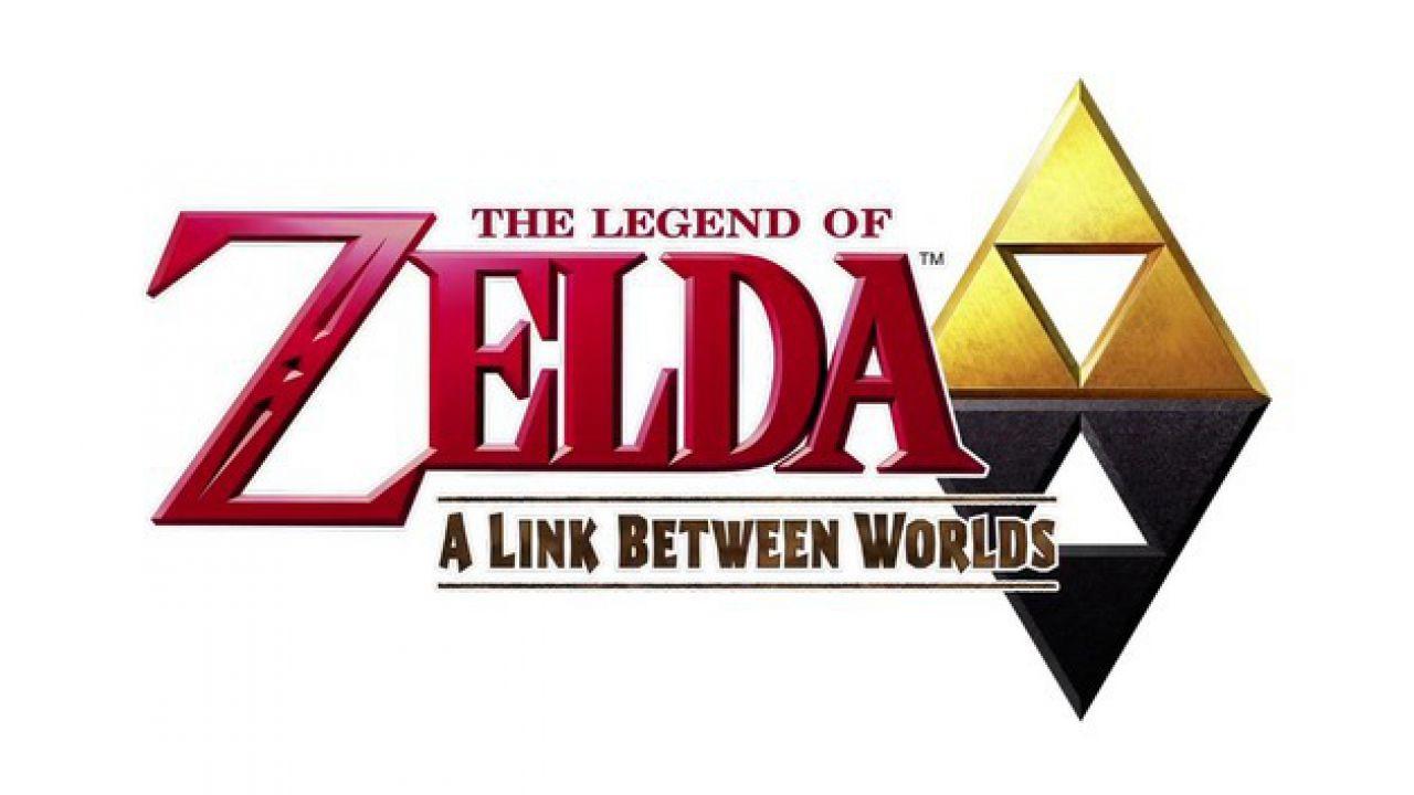 hands on The Legend of Zelda: A Link Between Worlds