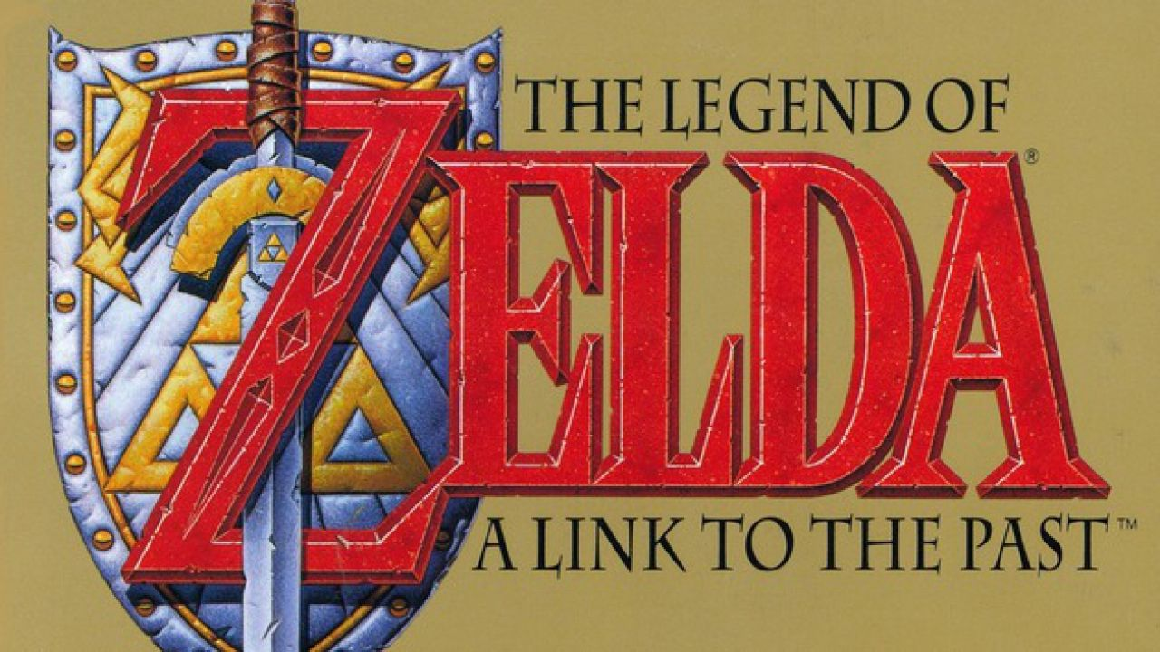 hands on The Legend of Zelda: A Link Between Worlds