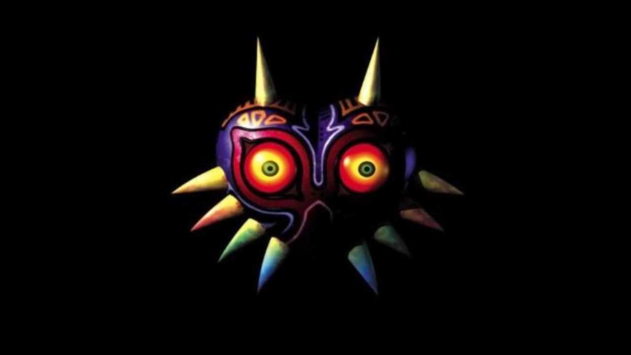 anteprima The Legend of Zelda: Majora's Mask 3D