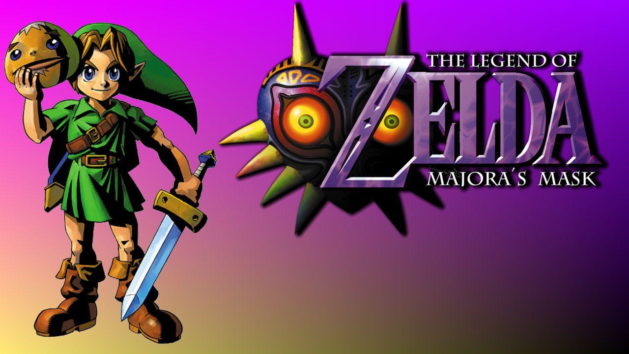 provato The Legend of Zelda: Majora's Mask 3D