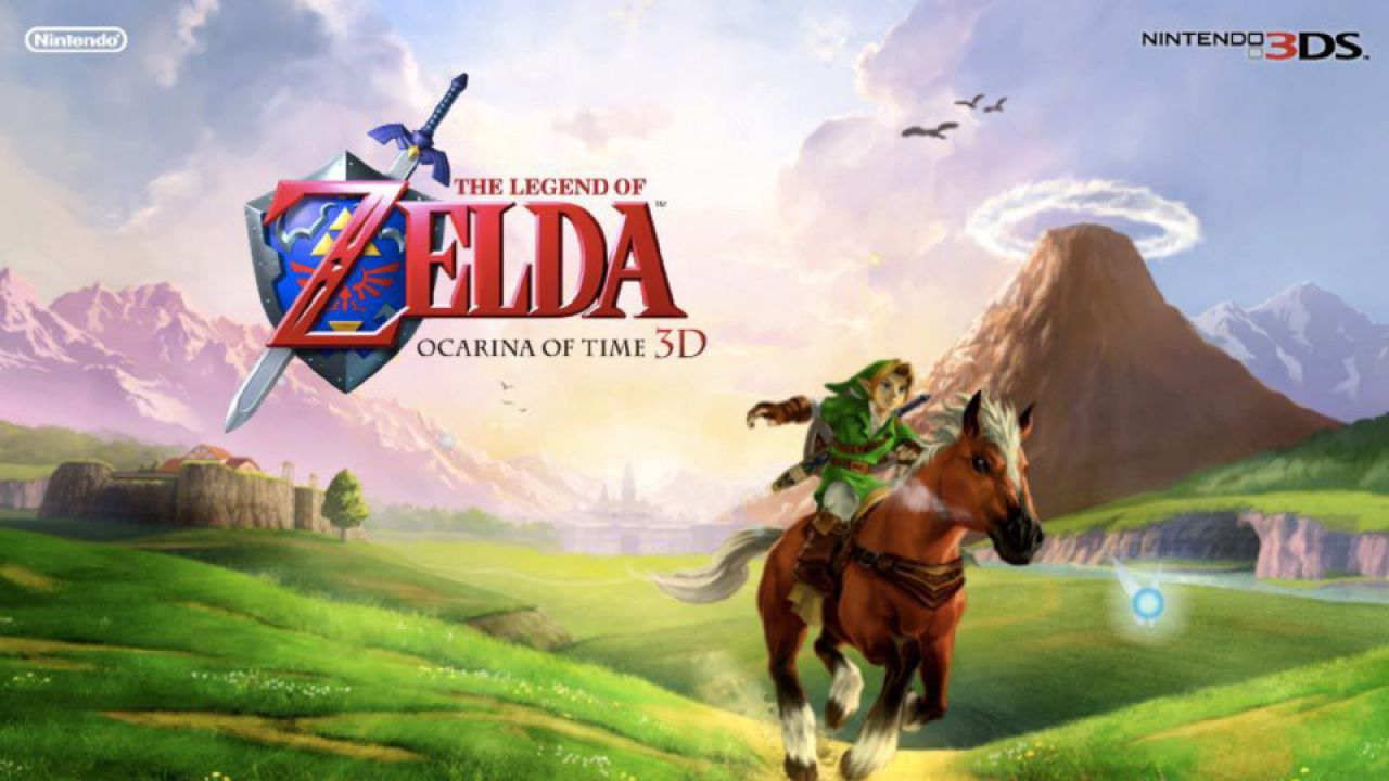 recensione The Legend of Zelda: Ocarina of Time 3D