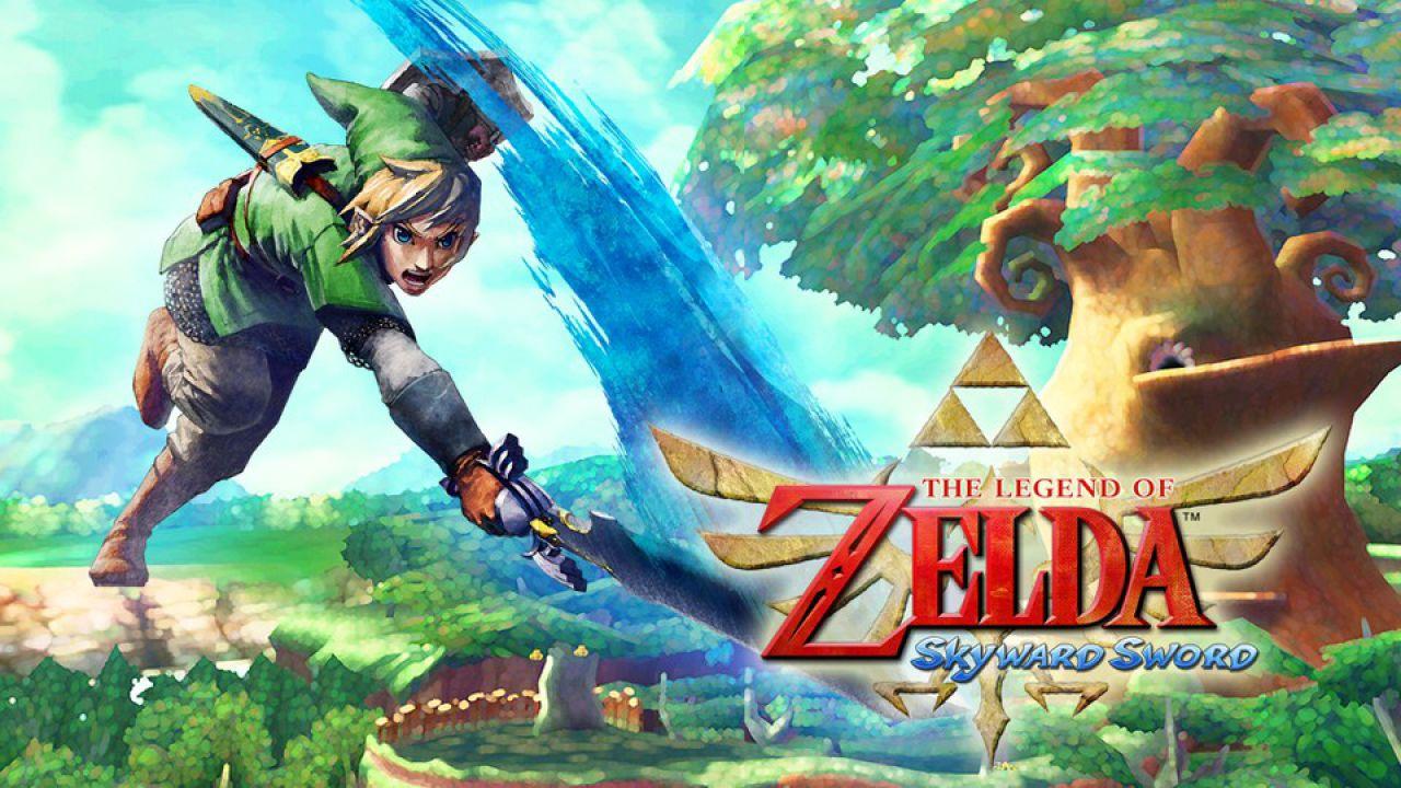 anteprima The Legend of Zelda: Skyward Sword