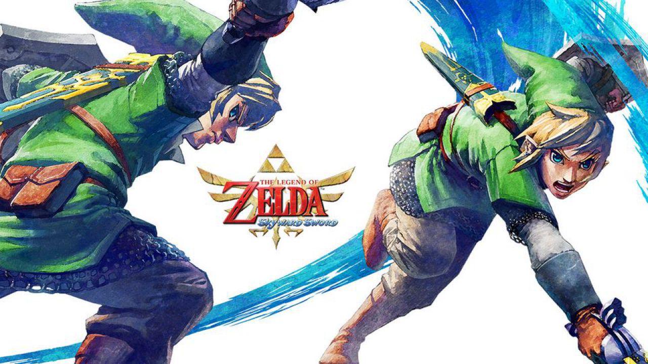 hands on The Legend of Zelda: Skyward Sword