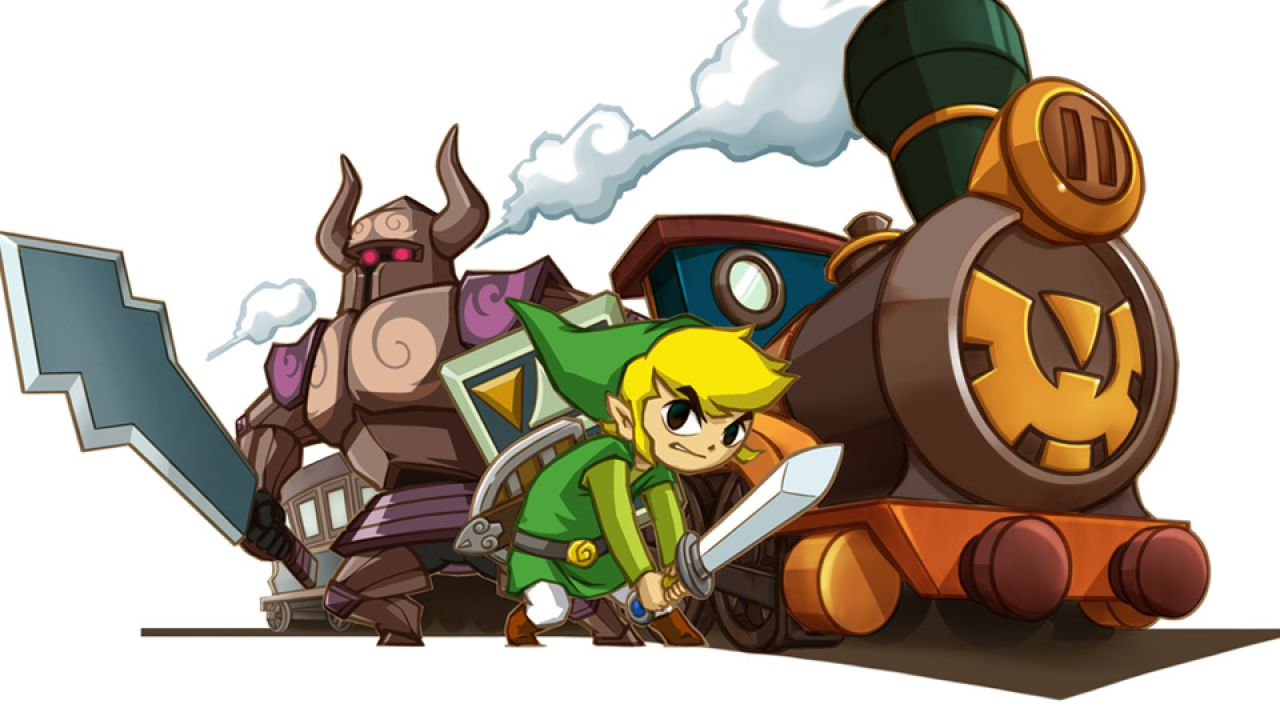recensione The Legend of Zelda: Spirit Tracks
