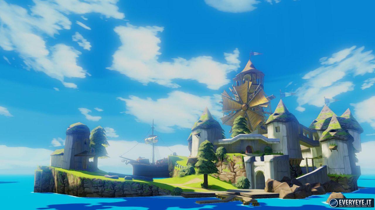 recensione The Legend of Zelda: Wind Waker HD