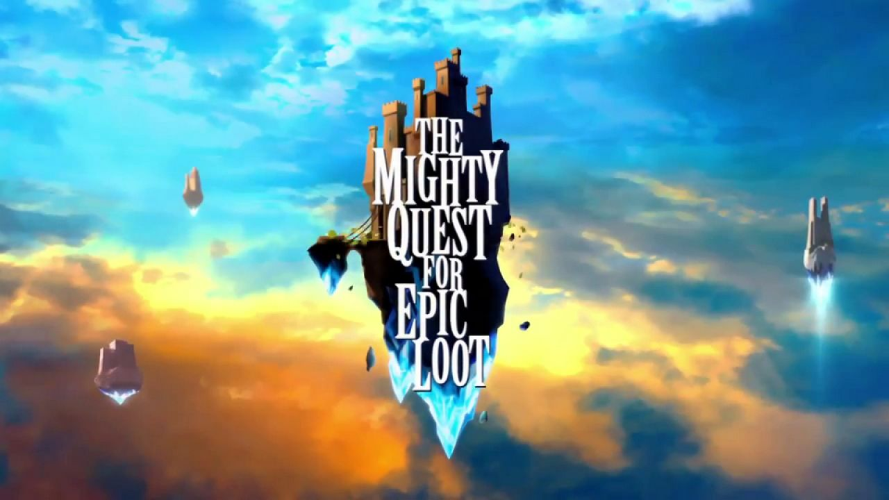 hands on The Mighty Quest for Epic Loot