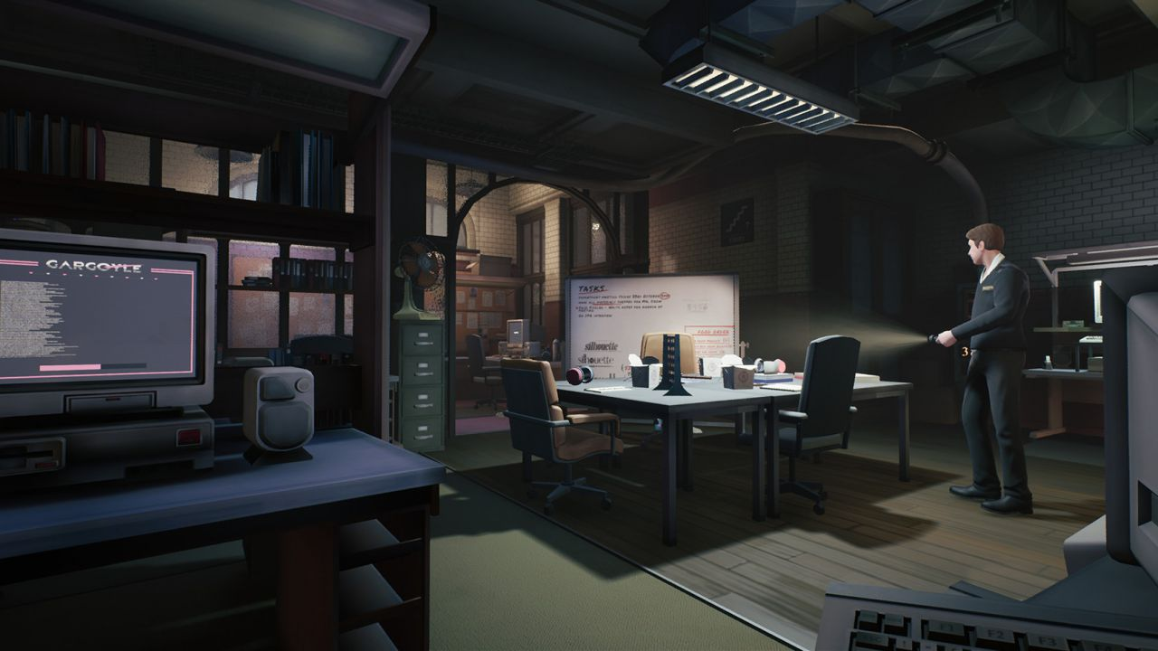 The Occupation Recensione: indagini interattive