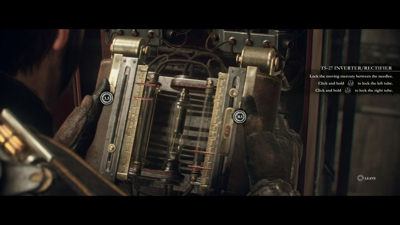 hands on The Order 1886