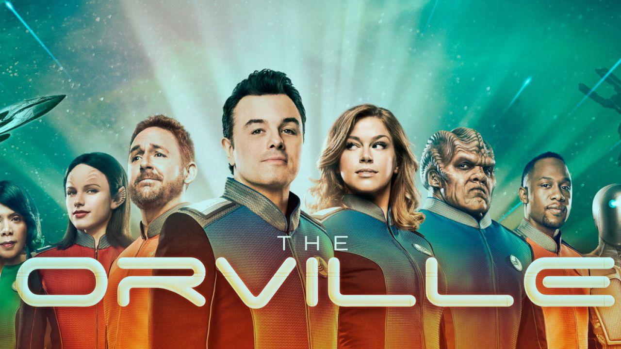 The Orville Recensione: la spassosa commedia sci-fi dall'autore dei Griffin