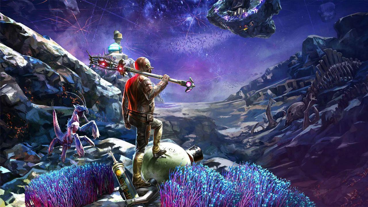 recensione The Outer Worlds Pericolo su Gorgone Recensione: l'universo cresce col DLC