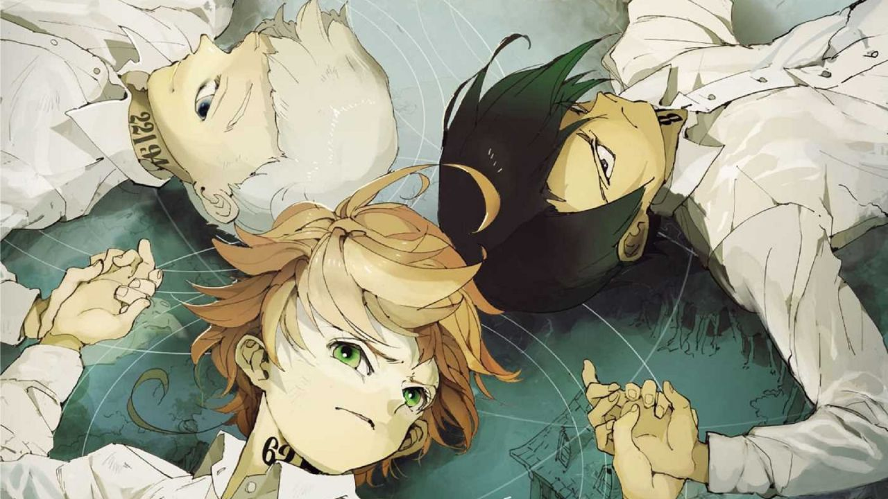 The Promised Neverland: recensione del manga di Kaiu Shirai e Posuka Demizu