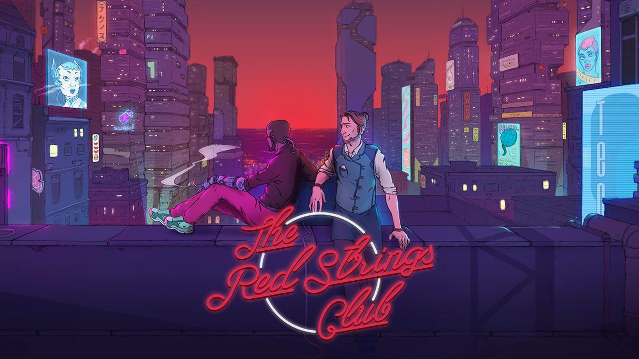 The Red Strings Club Recensione: una nuova avventura Cyberpunk in Pixel Art