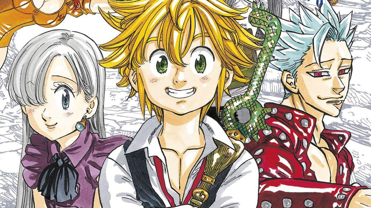 The Seven Deadly Sins: recensione del manga di Nakaba Suzuki