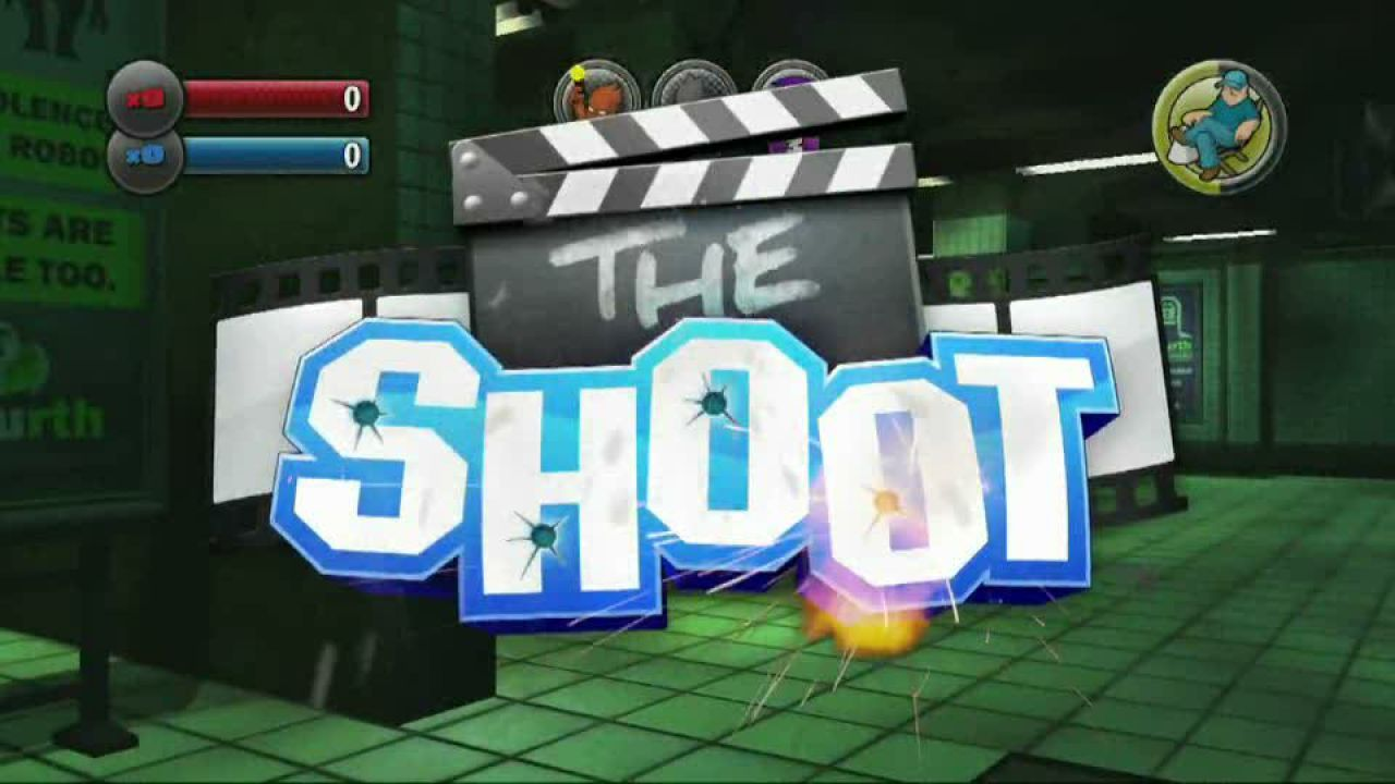 recensione The Shoot