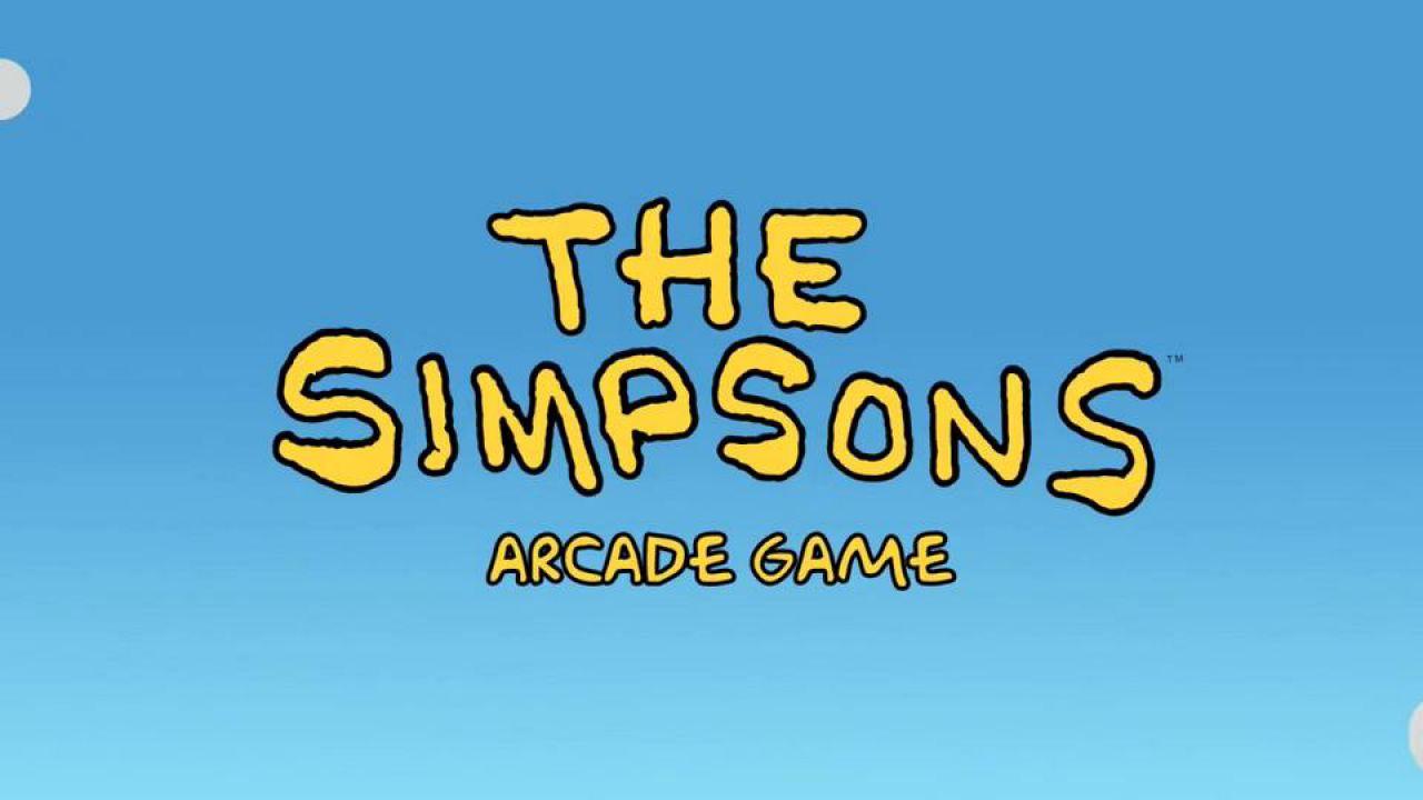 recensione The Simpsons Arcade