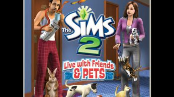 The Sims 2 Live with Friends and Pets
