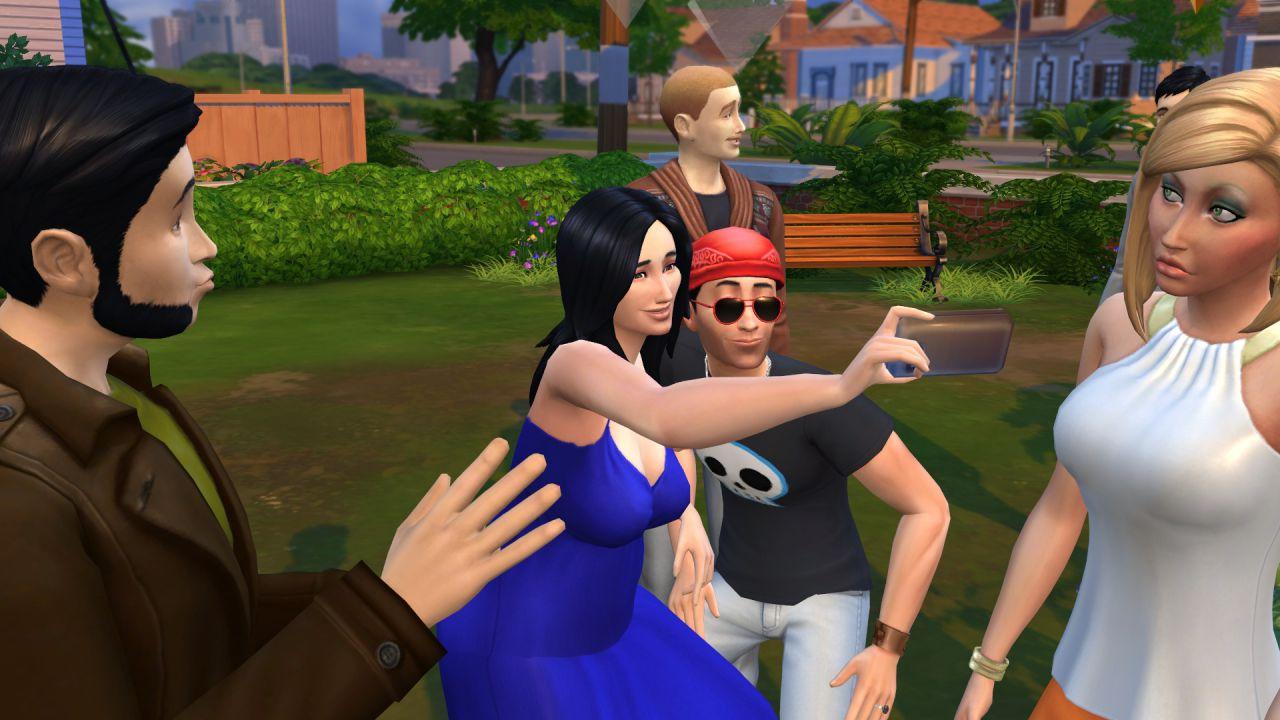 anteprima The Sims 4