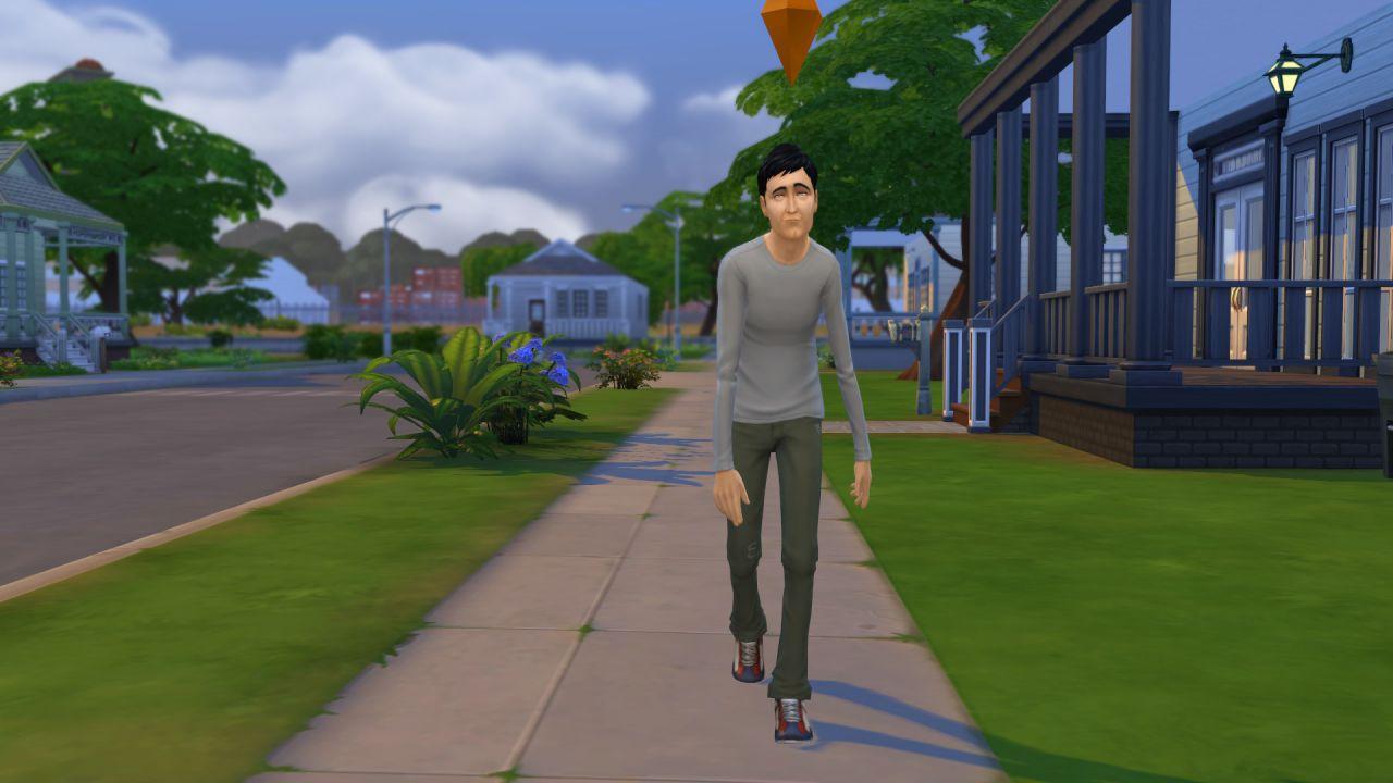 provato The Sims 4 - Create a Sim Demo