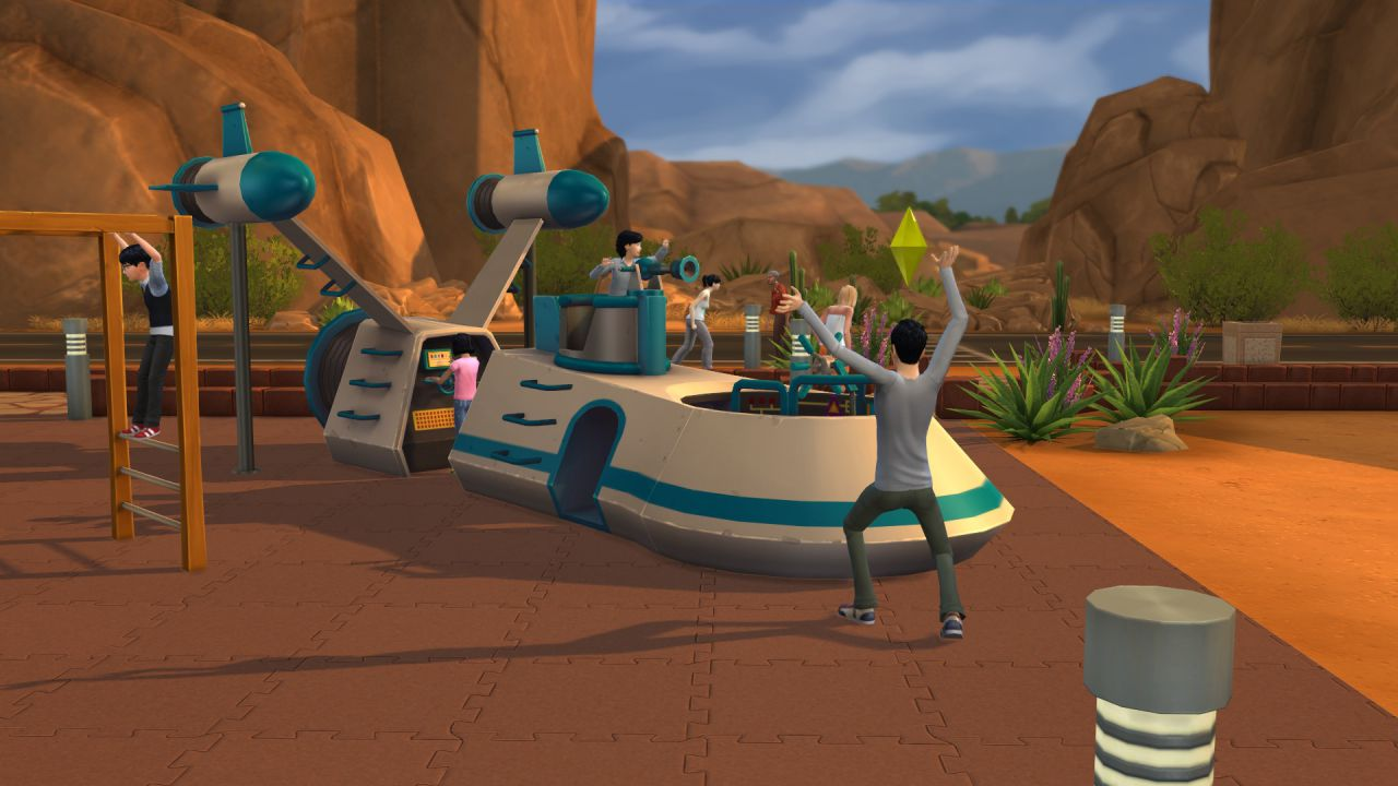 recensione The Sims 4 - Gita all'Aria Aperta