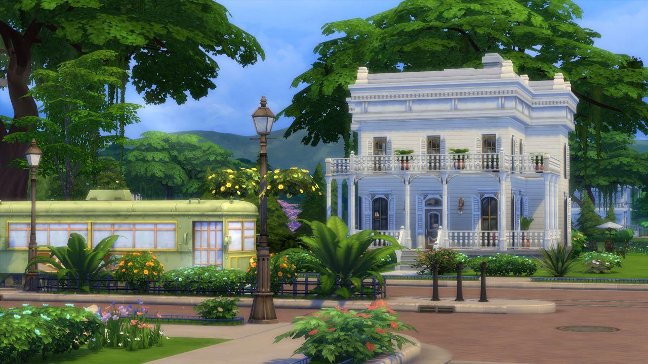 anteprima The Sims 4: Al Lavoro