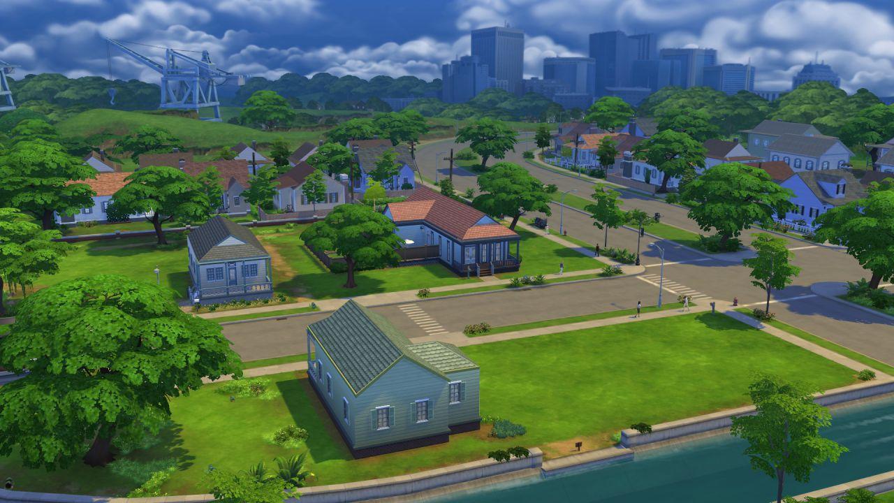 provato The Sims 4