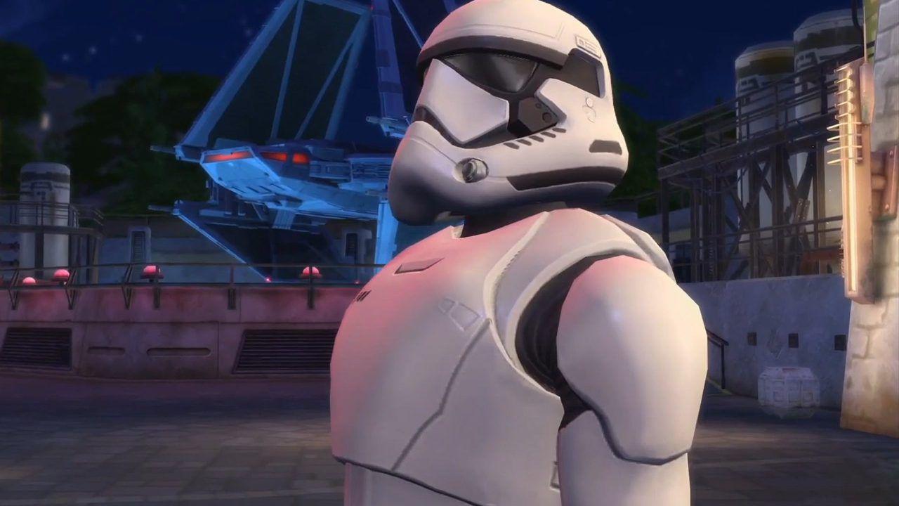 provato The Sims 4 Star Wars: tutti in Viaggio a Batuu