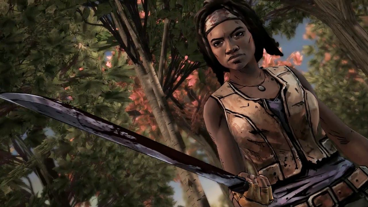 recensione The Walking Dead Michonne - Episodio 1: In Too Deep