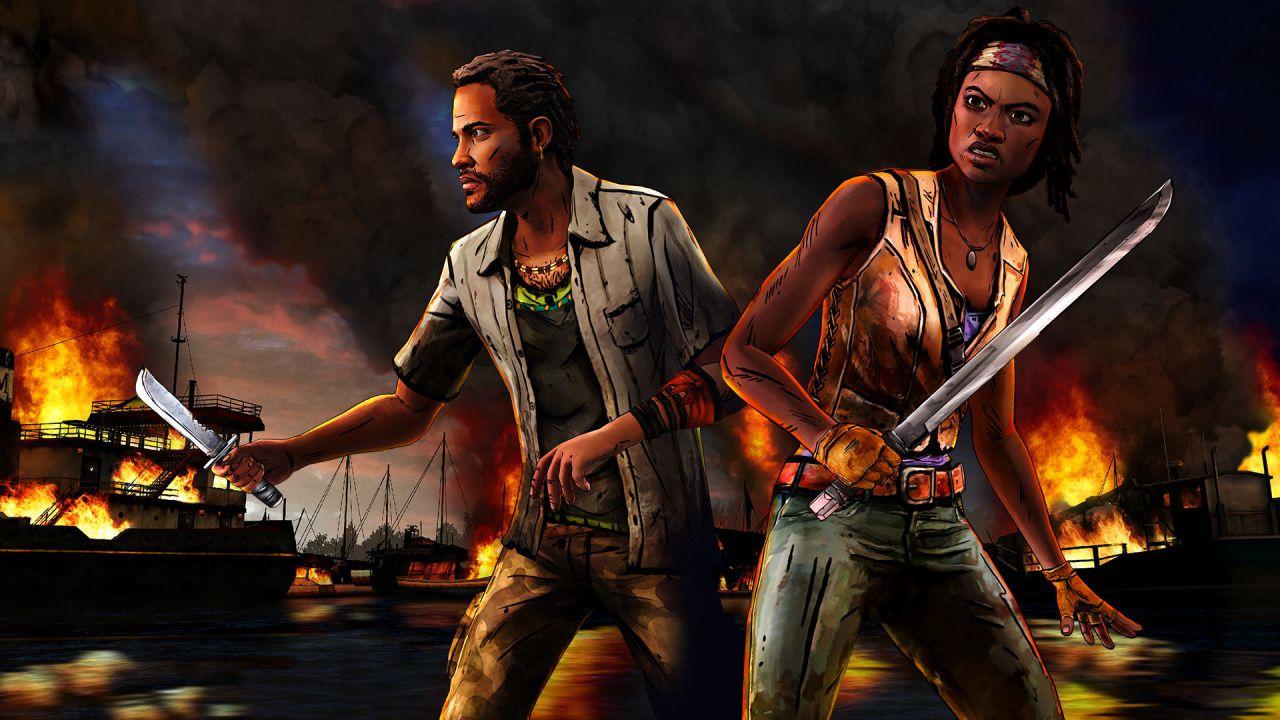 recensione The Walking Dead Michonne - Episodio 2: Give No Shelter