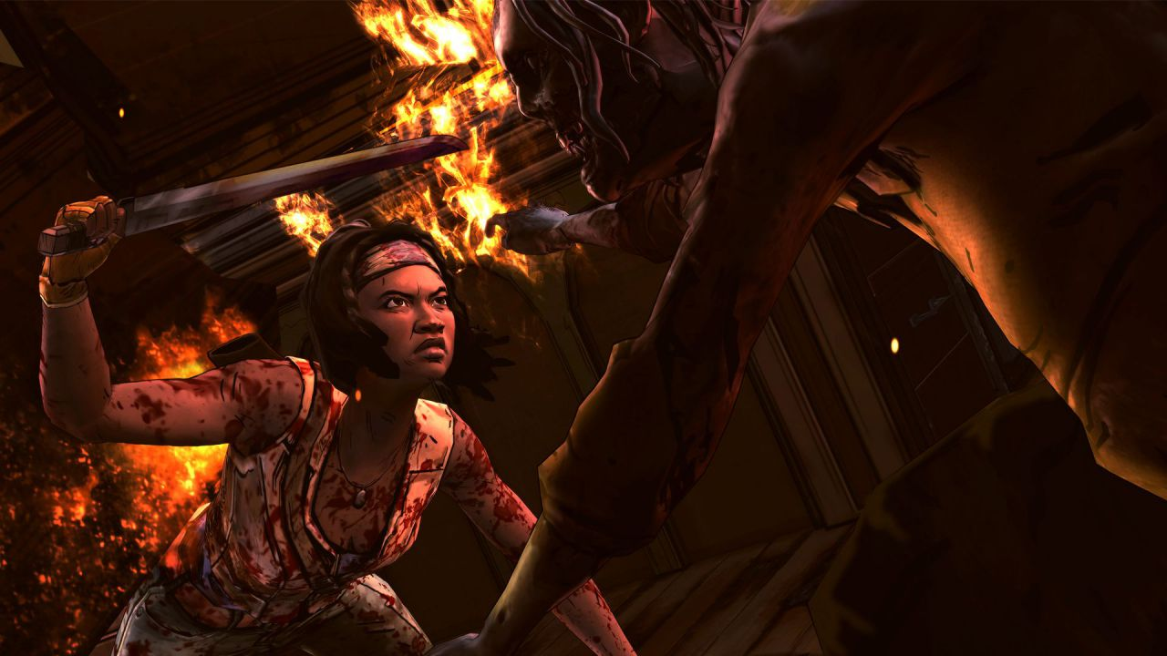 recensione The Walking Dead Michonne - Episodio 3: What We Deserve