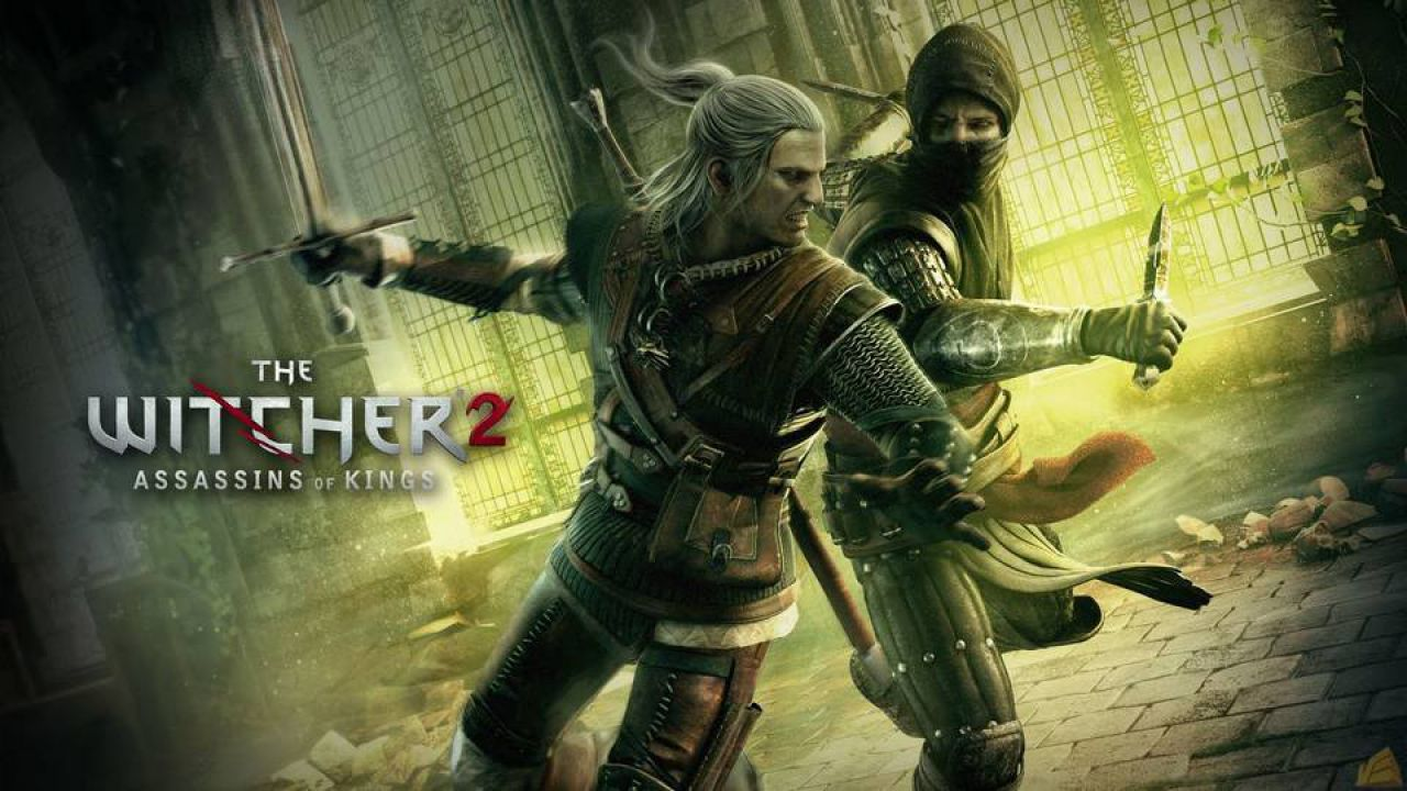 anteprima The Witcher 2: Assassins of Kings
