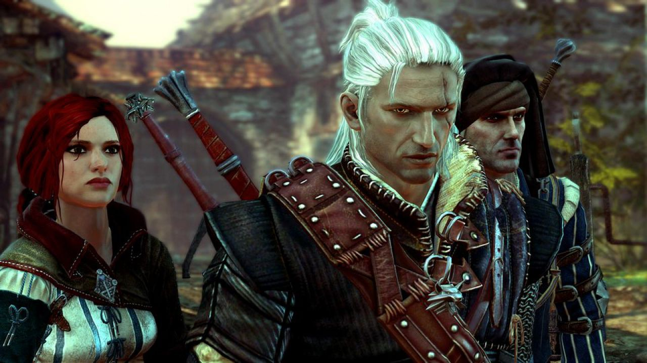 anteprima The Witcher 2 Assassins of Kings