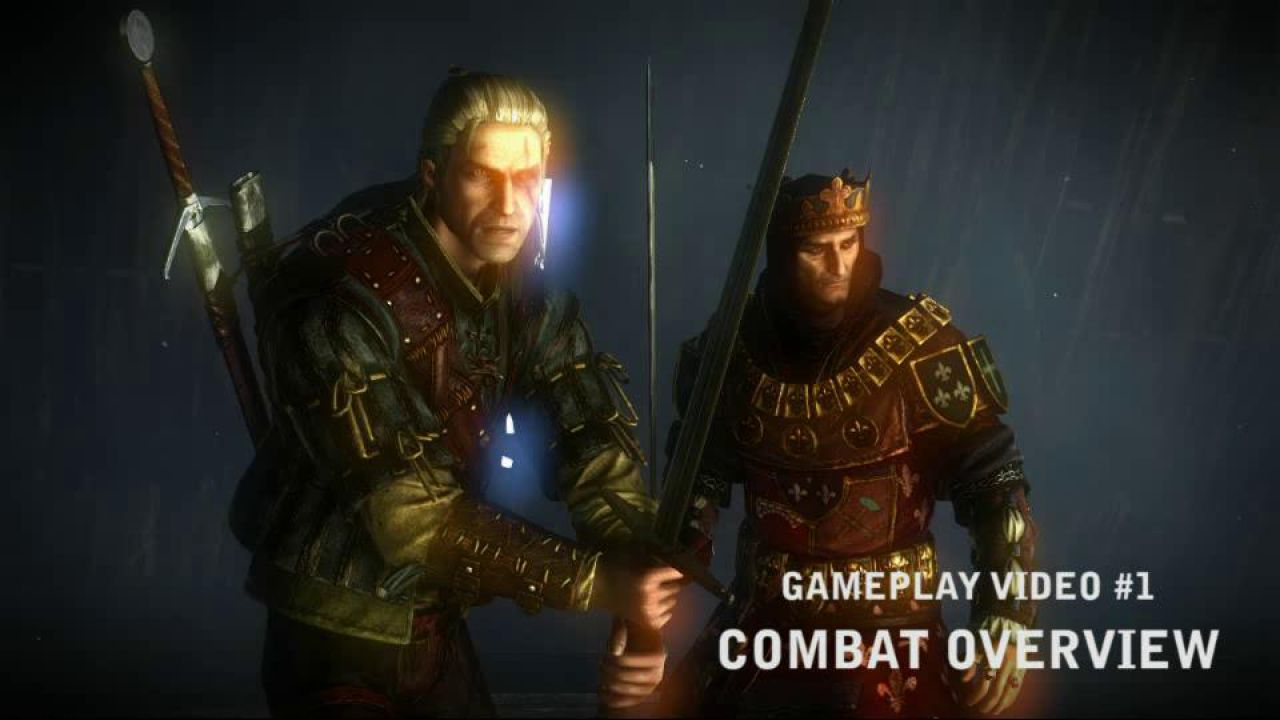 hands on The Witcher 2: Assassins of Kings