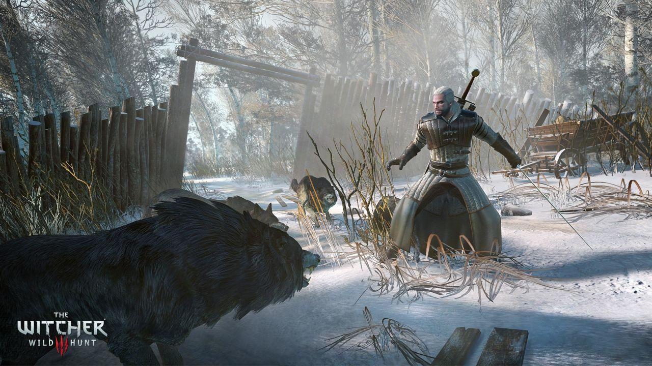 intervista The Witcher 3